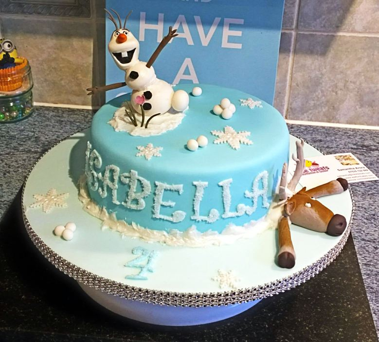 olaf-frozen-cake_manchester