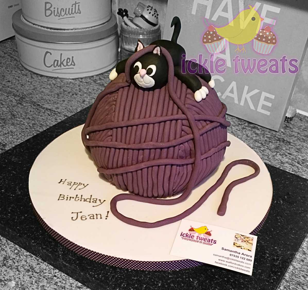 Adult Cakes Ickletweats