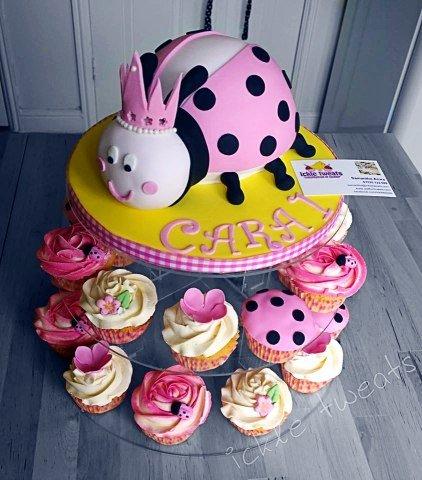 princess_ladybird_cakes